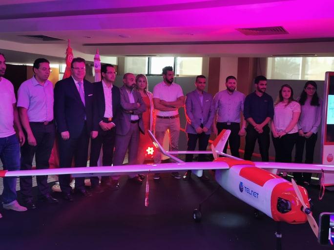 TELNET Holding dévoile son premier drone fabriqué avec une expertise 100% tunisienne