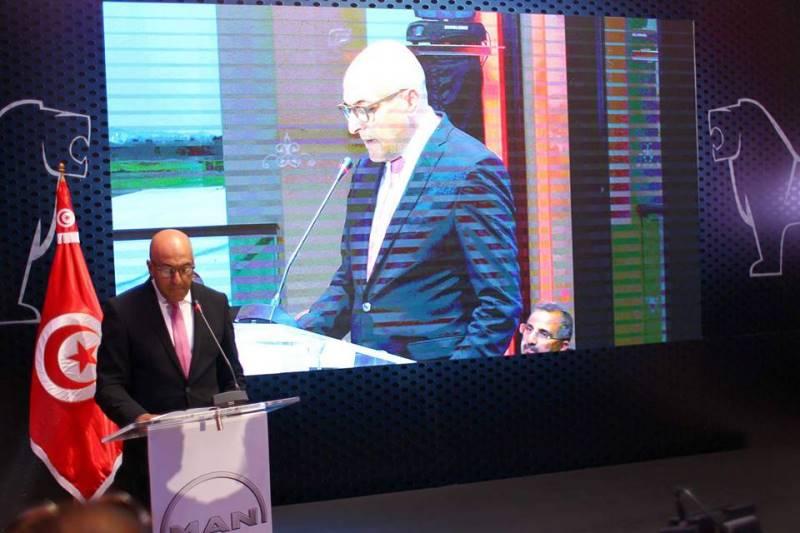 Adel Luenz, Directeur du centre importateur NWC Africa de MAN