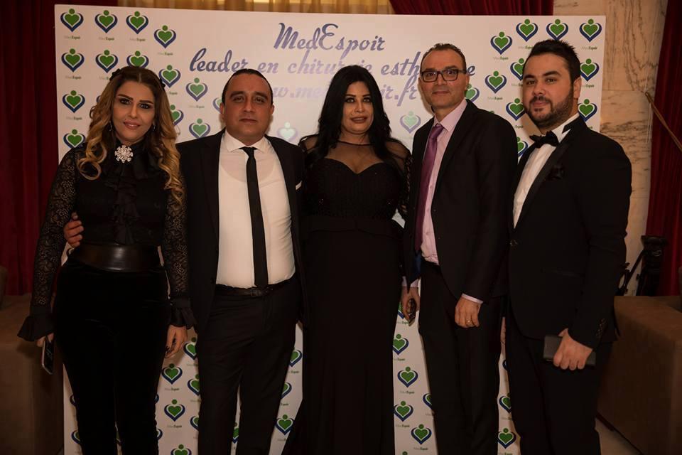Les chanteuses Mounira Hamdi et Faiza Mahresi