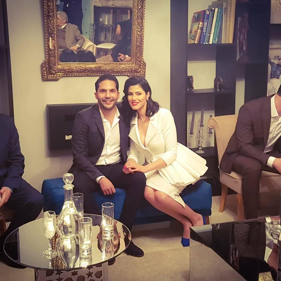 La Star Maram Ben Aziza et l'élu de son cœur