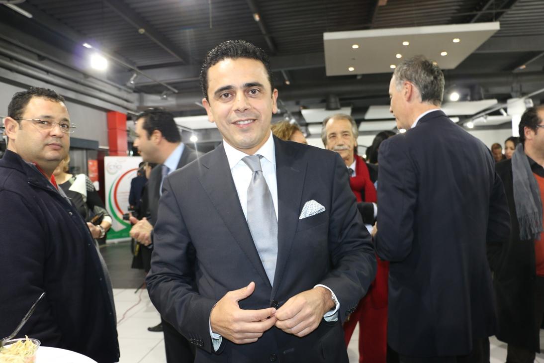 Reportage photos f te de fin d 39 ann e de la chambre tuniso - Chambre de commerce italienne de nice ...