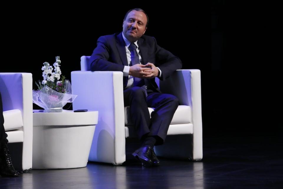Bassem Loukil (Président de l'Alliance Française Tunis)
