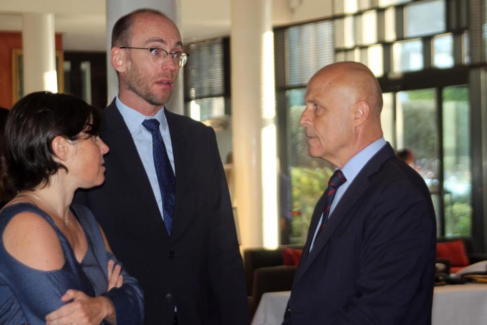 Outre les nombreux amis du Canada cette réception a été rehaussée par la présence des membres du corps diplomatique accrédité en Tunisie