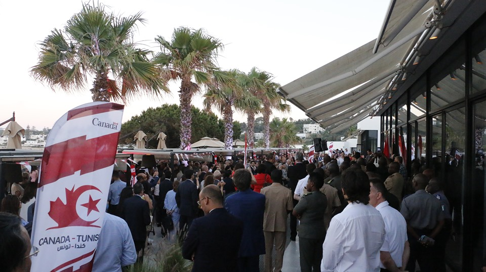Les Canadiens et les Tunisiens partagent avec fierté les valeurs que sont l'ouverture, la tolérance et le respect des principes démocratiques