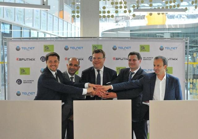 TELNET Holding, SPUTNIX et GK Launch Services coopéreront à la construction et à la mise en orbite des satellites