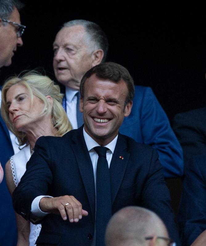 Emmanuel Macron au rendez-vous
