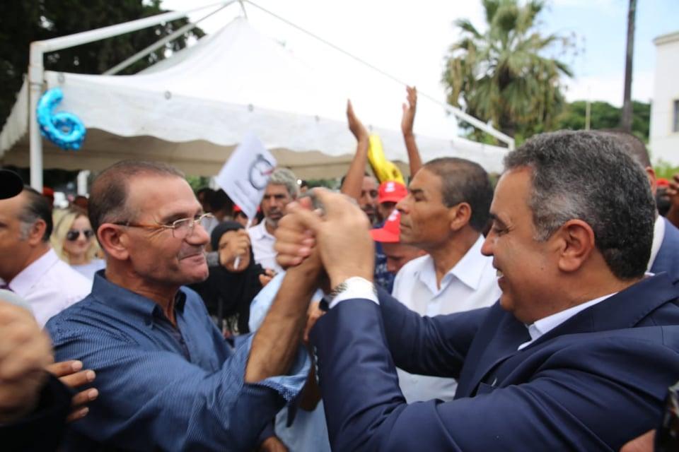 Mehdi Jomâa entame sa campagne présidentielle à Bizerte