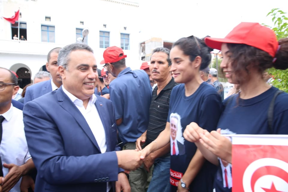 Jomâa entame sa campagne présidentielle à Bizerte