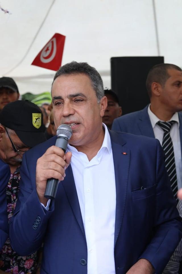 Mehdi Jomâa à Bizerte