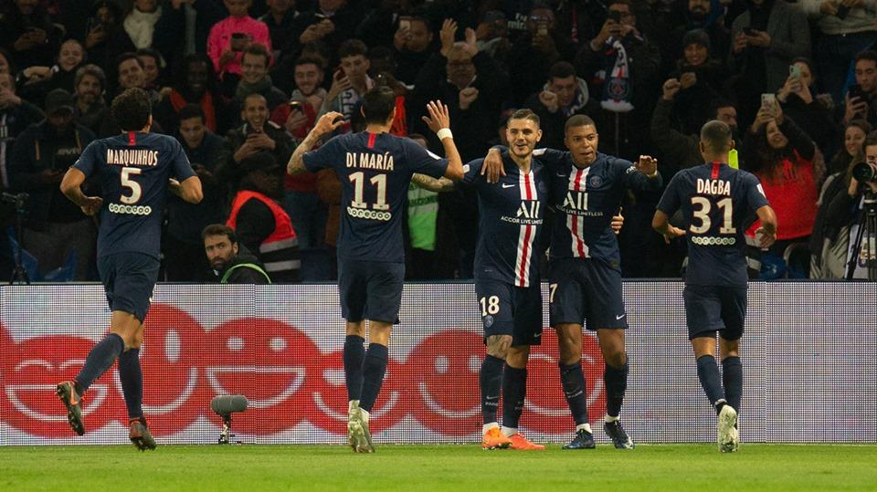 Le Paris Saint-Germain a conforté son statut en dominant largement dimanche soir l'Olympique de Marseille