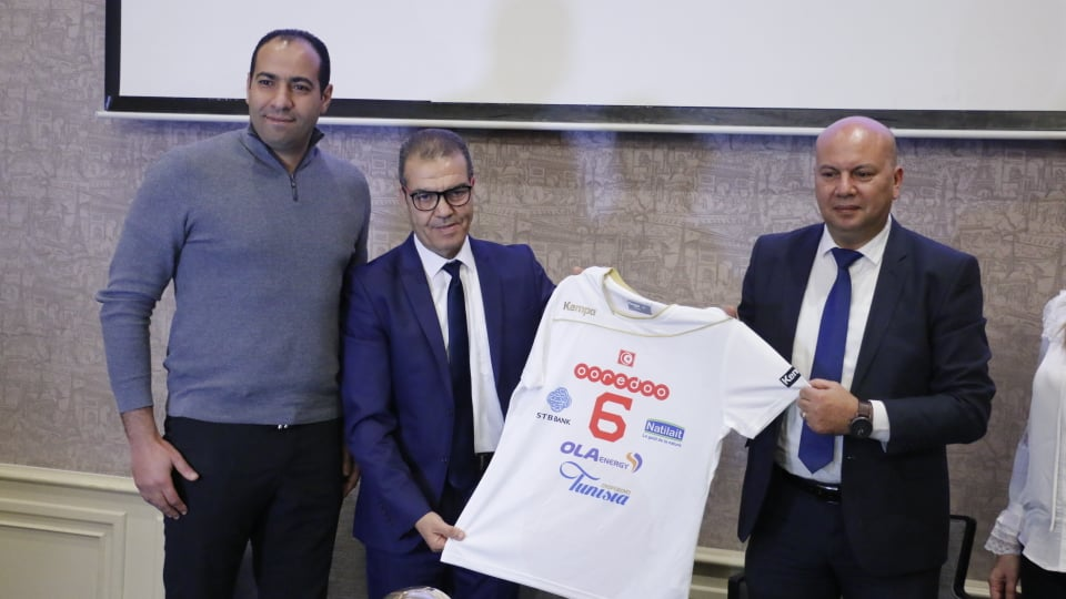 OLA Energy partenaire officiel du Hand-Ball Tunisien