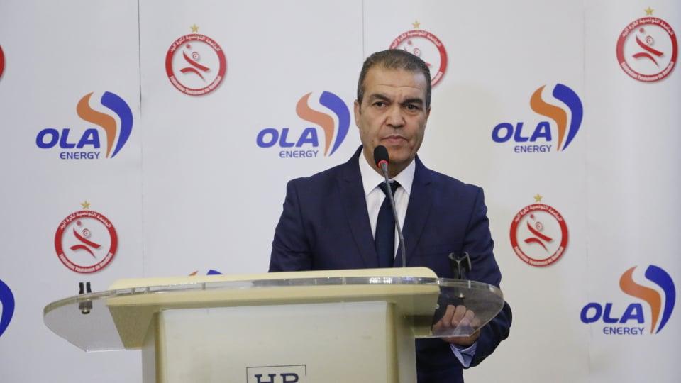 Mourad Mestiri, Président de la Fédération Tunisienne de Handball