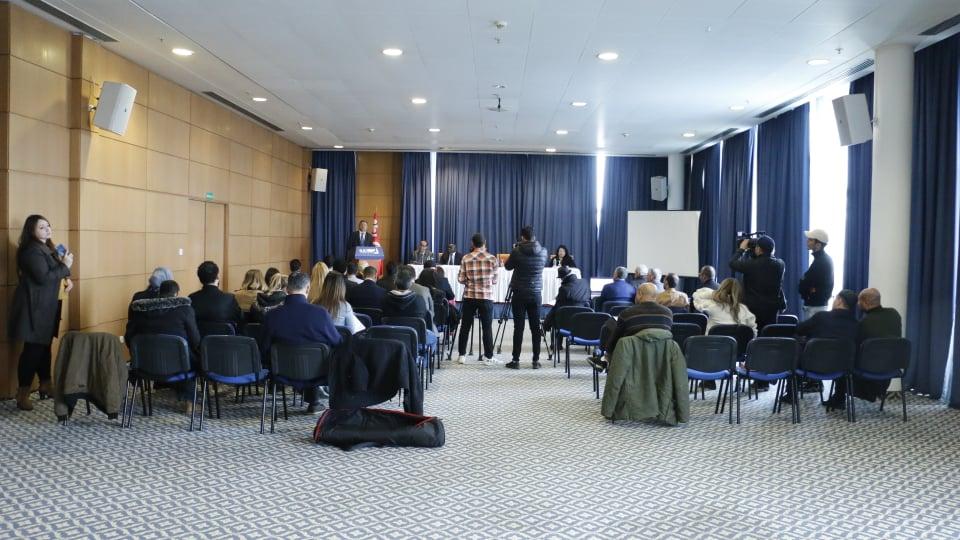 Le Groupe Allemand-Suisse DHK-GROUP a  organisé ce lundi 30 décembre 2019 une conférence de presse