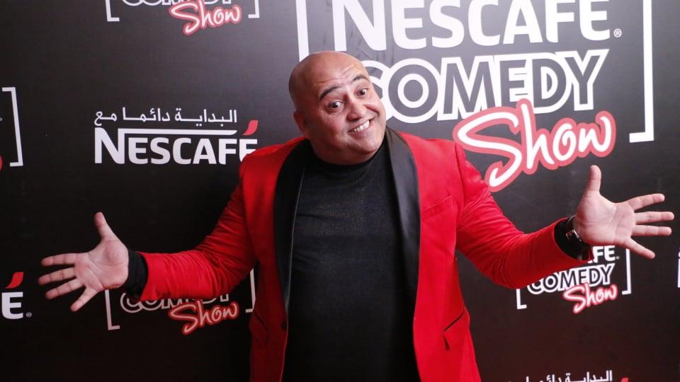 L'artiste Jaâfar Guesmi