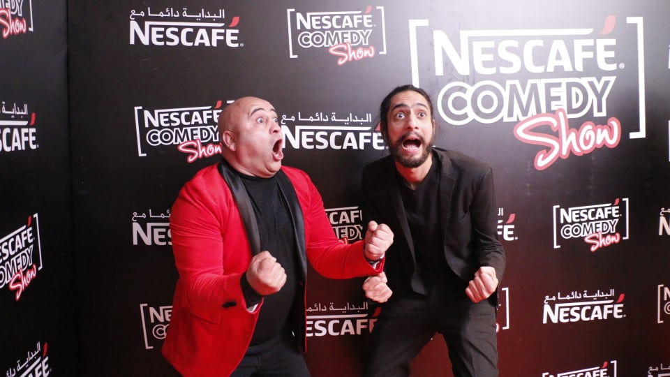 Ahmed Laajimi et Jaafar Guesmi
