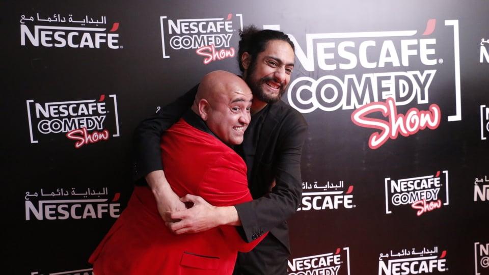 Encadrée par l'artiste Jaâfar Guesmi, le grand gagnant de la 5éme édition de la NESCAFÉ COMEDY SHOW a présenté un spectacle de haut niveau
