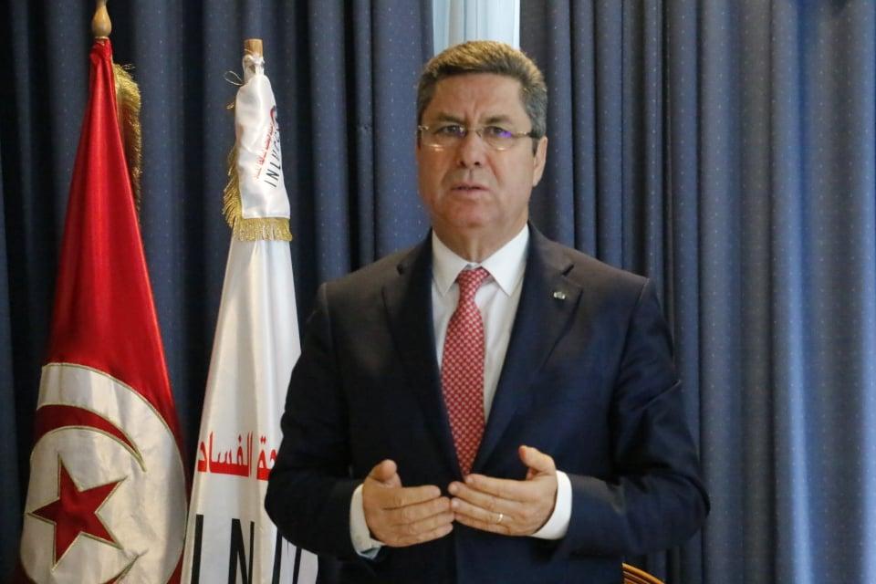 Le président du Comité Olympique National Tunisien Mehrez Boussayane