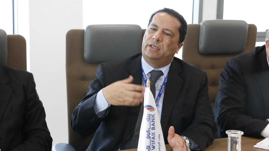 Le Directeur Général de WIFAK BANK Mohamed Mellousse