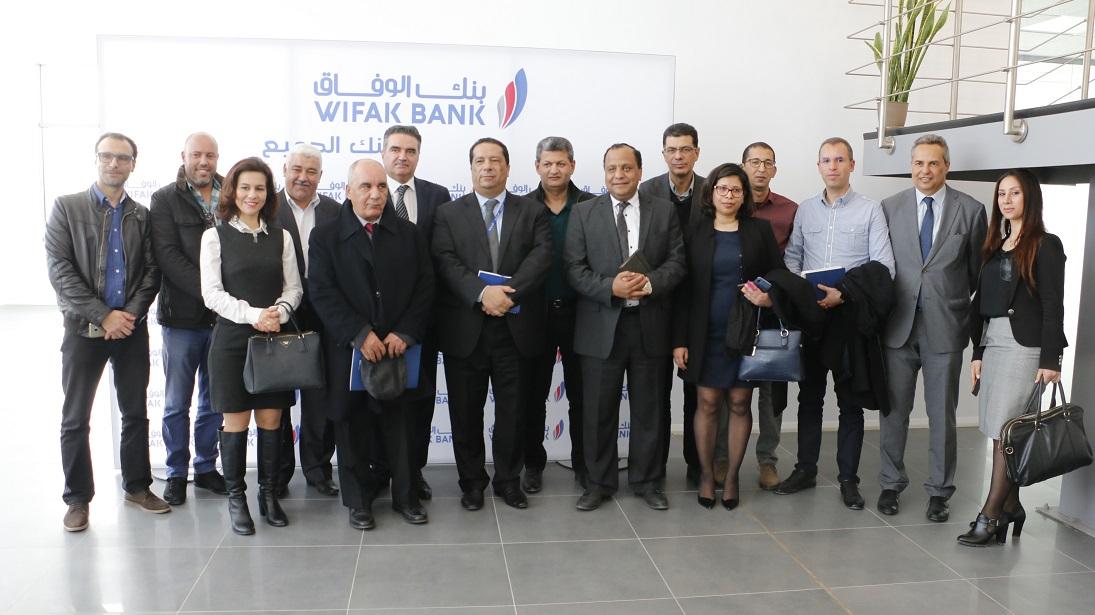 WIFAK BANK a organisé, aujourd'hui jeudi 7 mars 2019, dans son Centre d'Affaires sis aux Berges du Lac3-Tunis, une rencontre à l'honneur des médias
