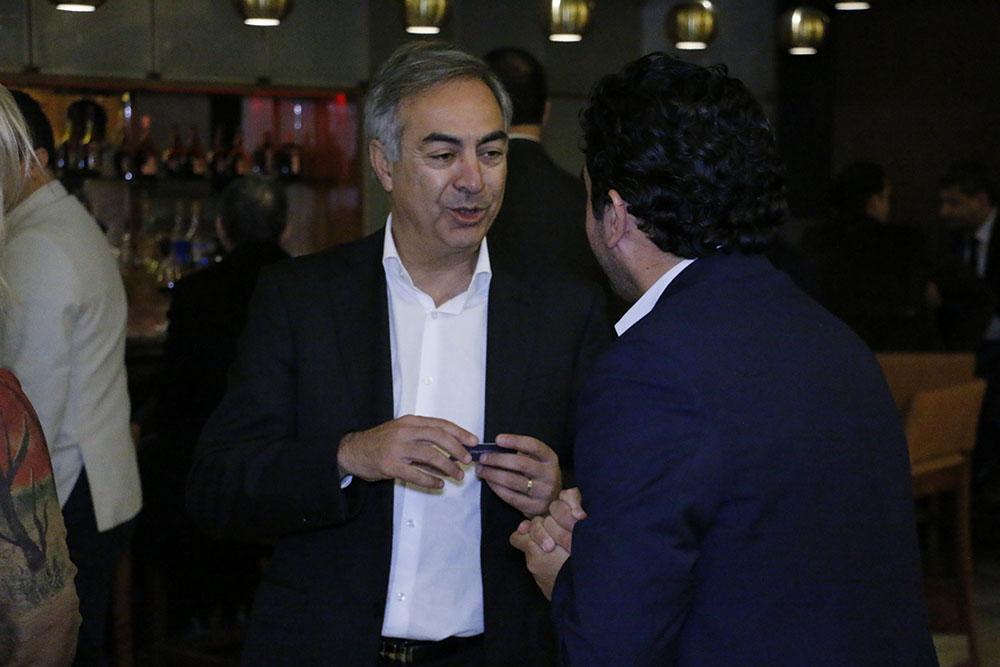 Le fondateur du Groupe Alliance, Samir Jayeb