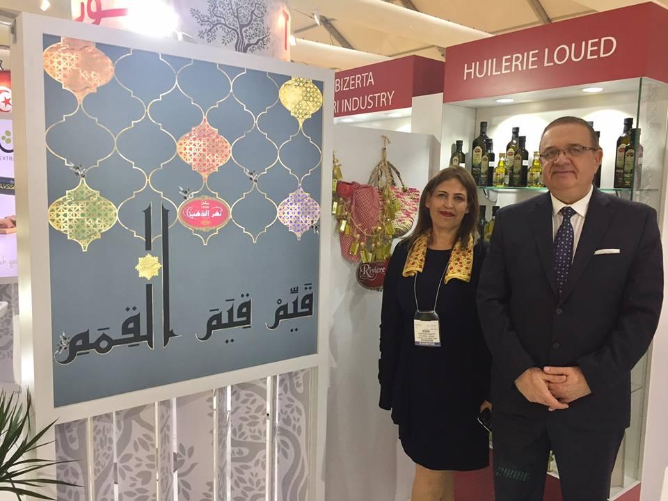 Le président du conseil d'affaires Tuniso-Emirati relevant de l'UTICA, Abdessalem Loued