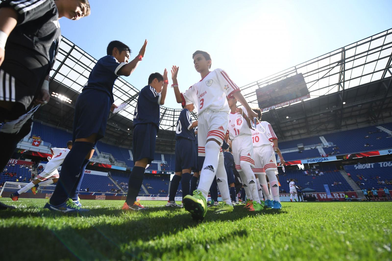 Danone Nations Cup : le Mexique et le Brésil sacrés
