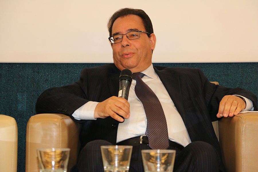 Ahmed Karam, PDG d'Amen Bank