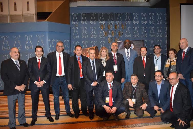 La coupe d 39 afrique des nations de handball 2020 en tunisie en photos - Coupe d afrique handball ...