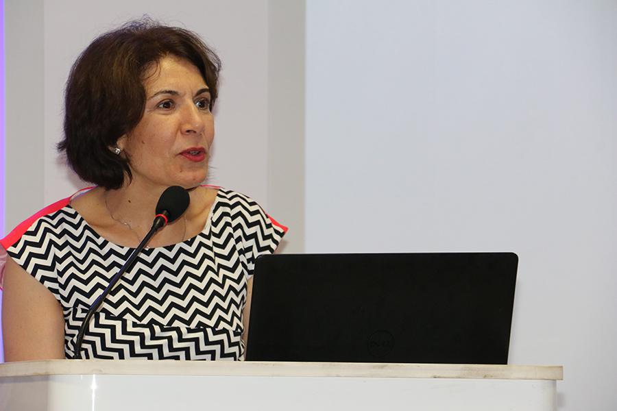 Lamia Chaffai Sghaier, Directrice générale de EFE Tunisie