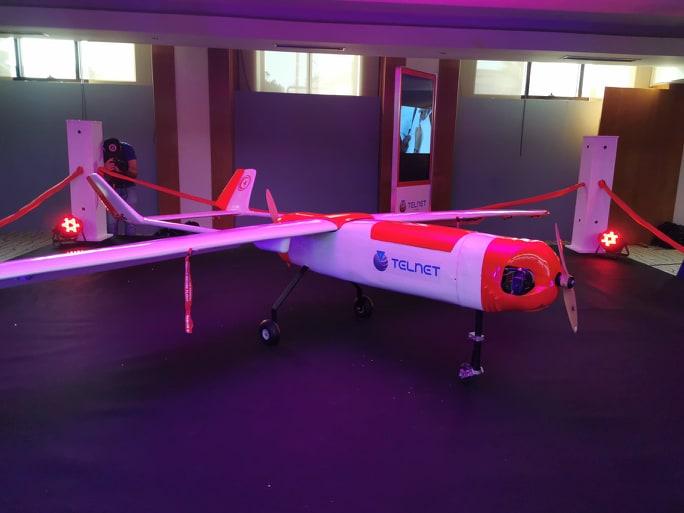 Le Drone de Telnet