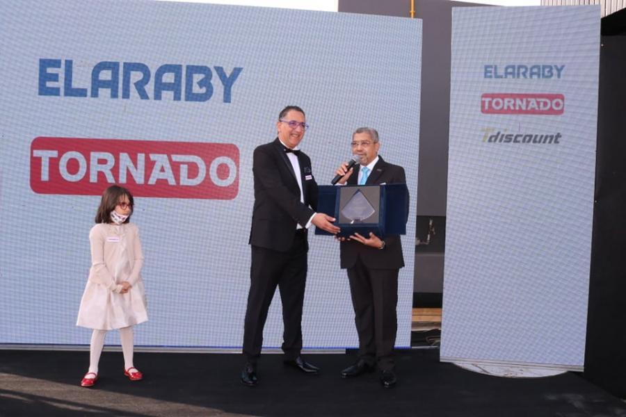 Ouverture à Tunis du plus grand store d'électroménager avec la marque  Tornado en vedette