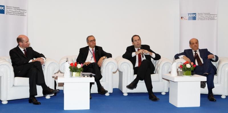 Les entreprises allemandes s 39 insurgent contre la taxe for Chambre de commerce tuniso allemande