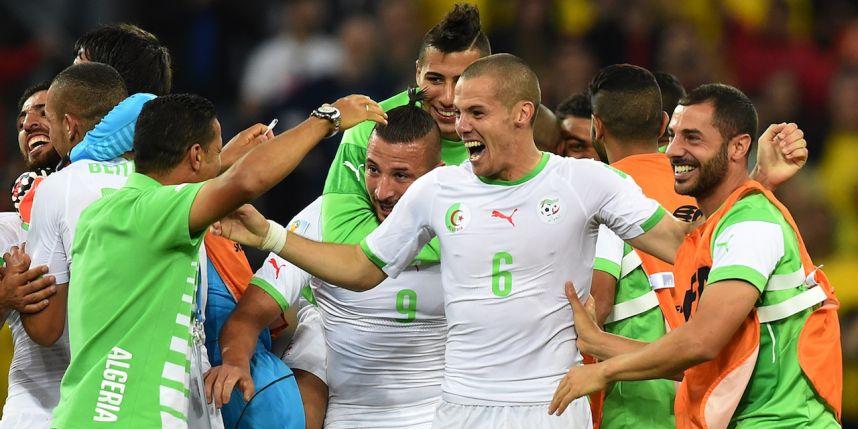 Mondial 2014 l 39 alg rie et le nigeria honorent l 39 afrique - Qualification coupe du monde en afrique ...