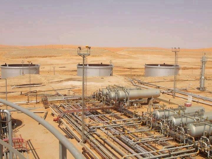 La production d'hydrocarbures à l'arrêt en Tunisie
