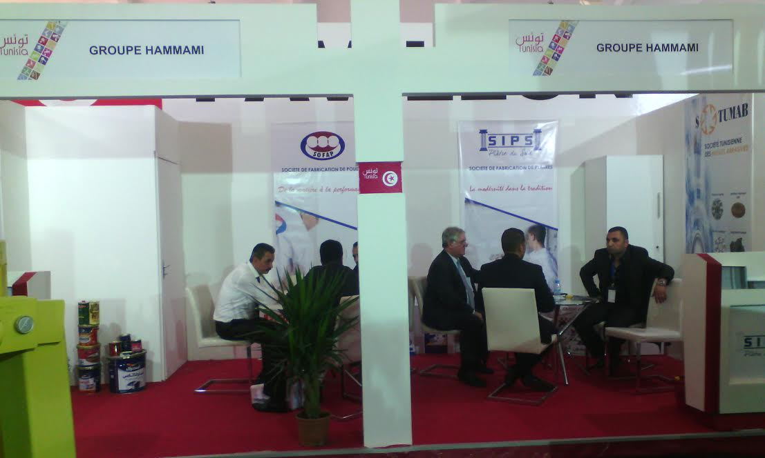 la tunisie au salon international du b timent sib 2014