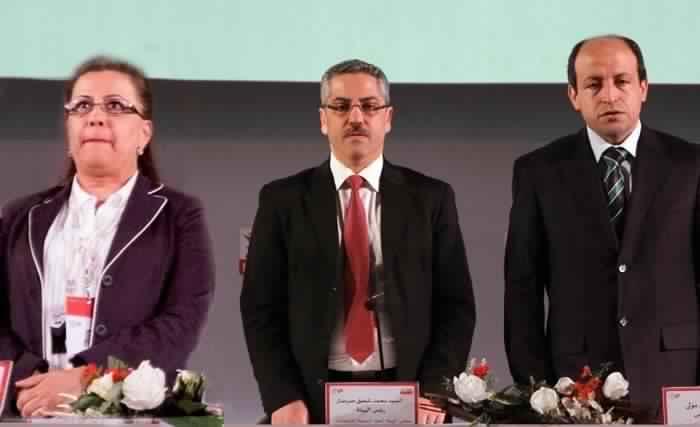 Chafik Sarsar ne reviendra plus sur sa démission — Tunisie