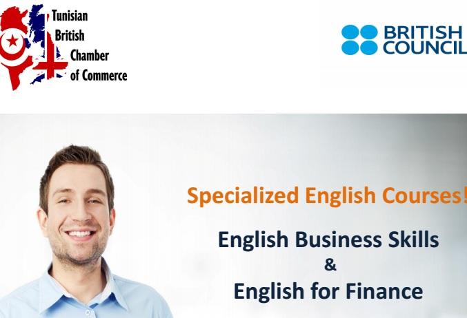Tbcc sessions de formation en anglais des affaires et for Chambre de commerce en anglais