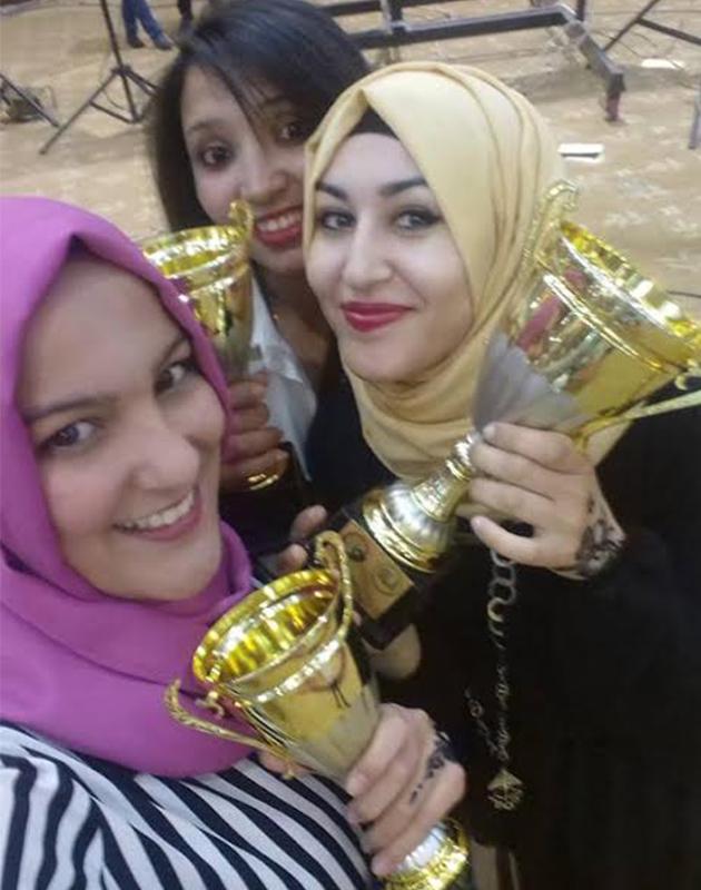 Des tudiantes tunisiennes prim es dans un festival au soudan for Foyer international des etudiantes