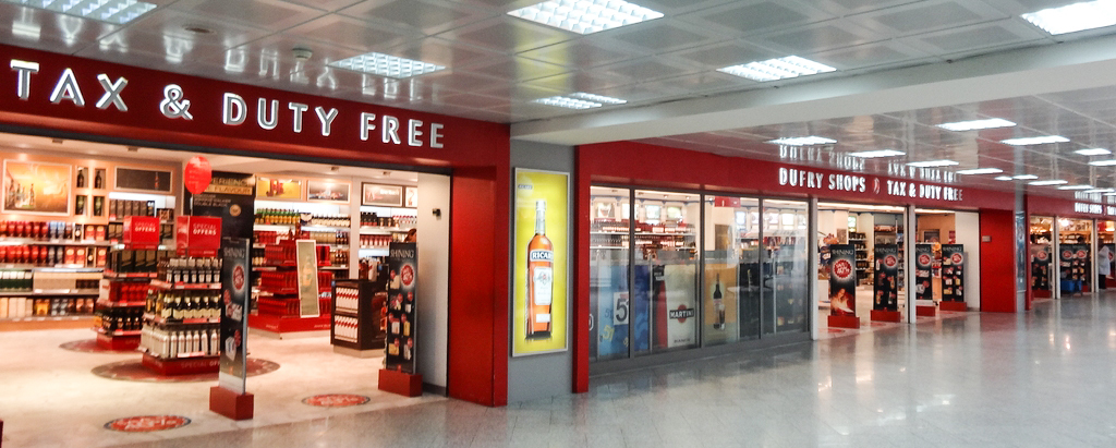 Hamila de nouveau ma tre des free shop tunisiens - Office de l aviation civile et des aeroports tunisie ...