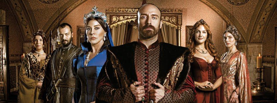 Les deux séries télévisées cultes, Harim Sultan 4 et Game of ...