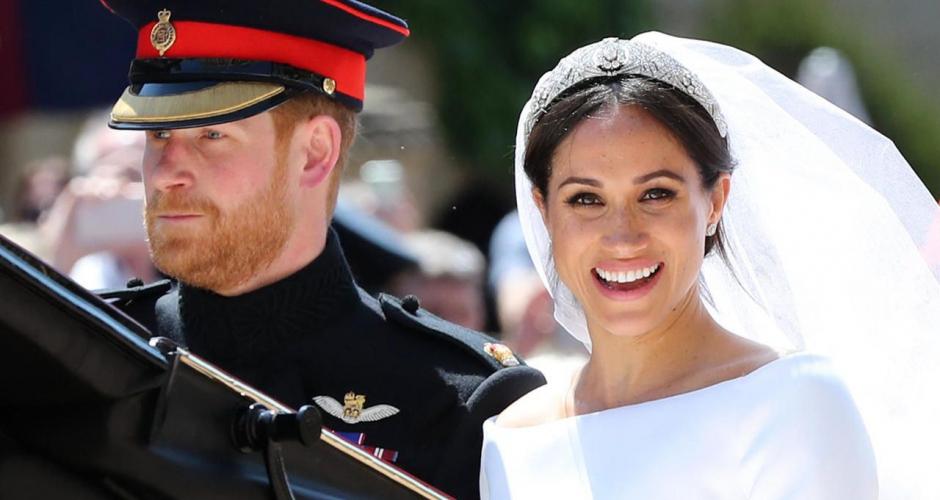 Mariage royal le prince harry et meghan markle se for Code vestimentaire royal de mariage