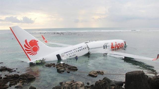 Crash d'avion: 2018, la pire année depuis 5 ans