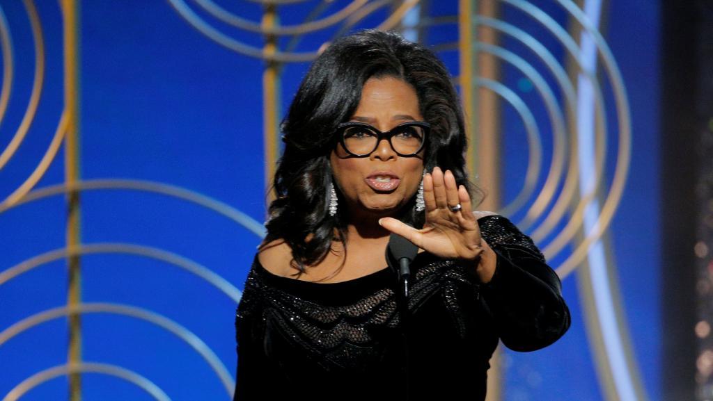 Oprah Winfrey, candidate à la présidentielle américaine en 2020 ?!