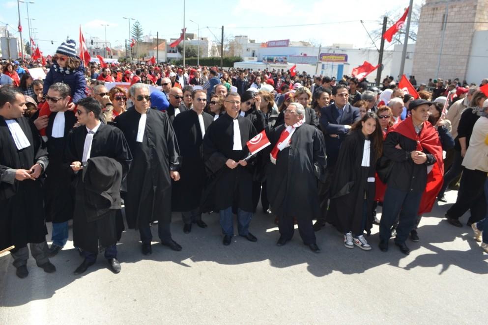 Tunisie: Les avocats en grève