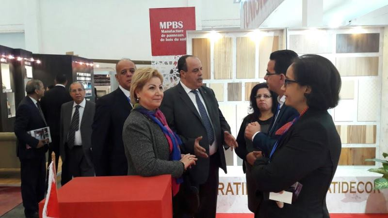 la tunisie mise en valeur au salon international du