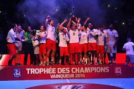 La 6éme édition du Trophée des champions du handball Français à Monastir  Psg