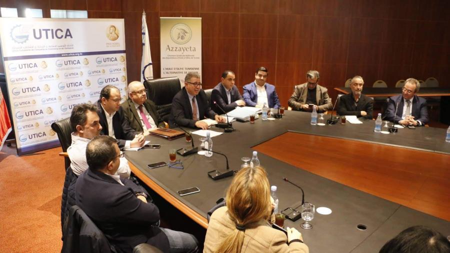 La chambre syndicale des producteurs de l'huile d'olive demande l'augmentation du quota des exportations
