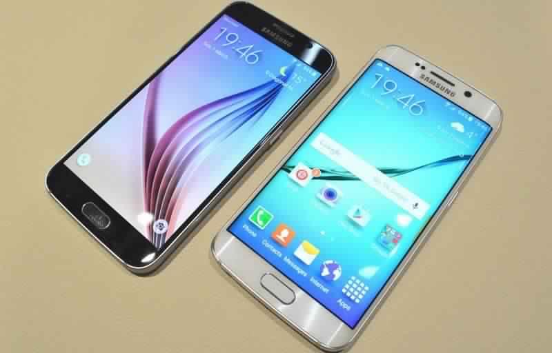 vergelijk samsung s7 met iphone s6