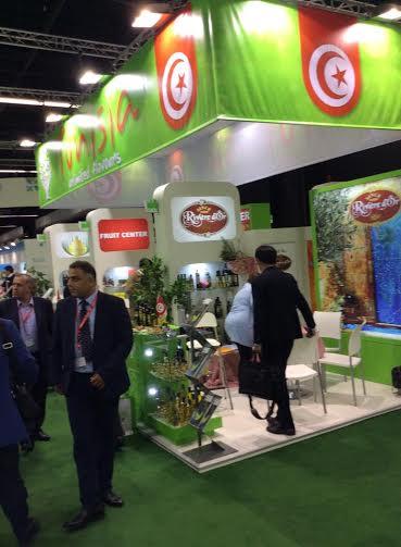 La tunisie brille au salon mondial de l agroalimentaire - Salon agroalimentaire ...