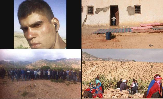 Le martyr Khalifa Soltani inhumé ce dimanche (vidéo) — Sidi Bouzid
